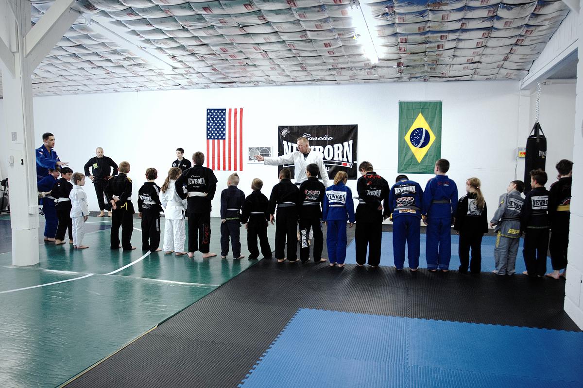 Kids Over 8 Jiu Jitsu @ Newborn Jiu Jitsu Spokane | Spokane | Washington | United States