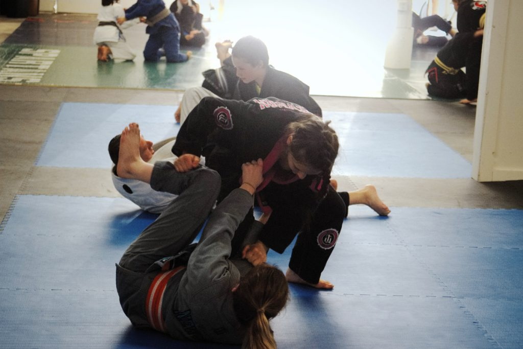 Martial Arts and Jiu Jitsu