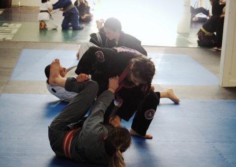 Martial Arts and Jiu Jitsu
