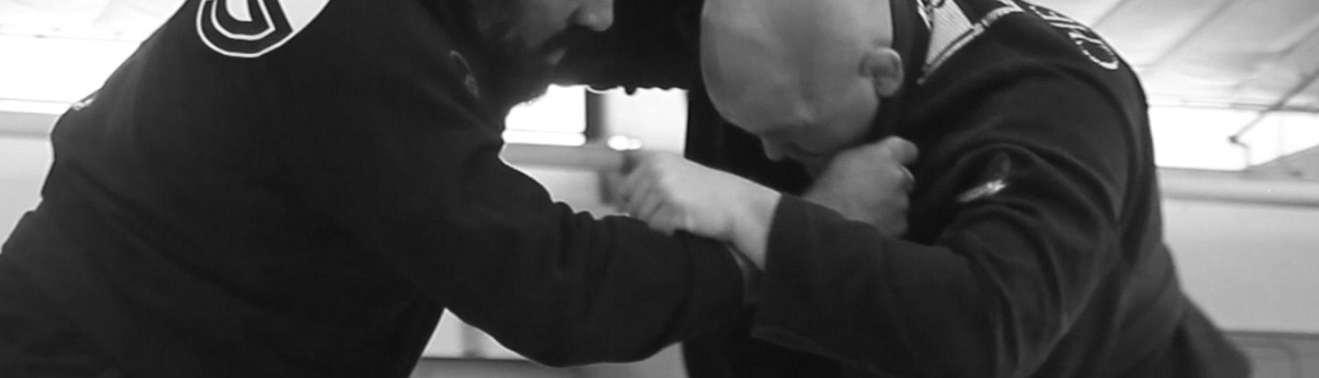 Jiu Jitsu the Gentle Martial Art