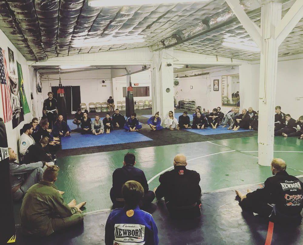 Jiu Jitsu Class in Spokane