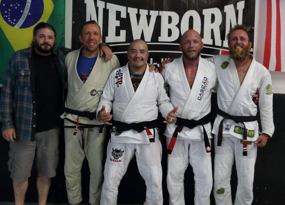 Newborn Jiu-Jitsu: Spokane's leader in Brazilian Jiu Jitsu