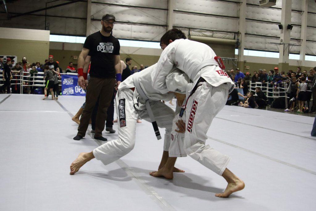 Jiu Jitsu in Spokane