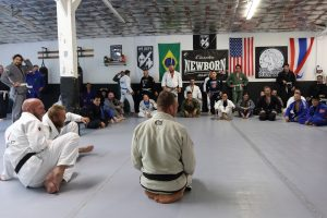 Jiu Jitsu @ Newborn Jiu Jitsu Spokane