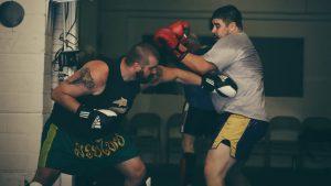 Muay Thai @ Newborn Jiu Jitsu Spokane