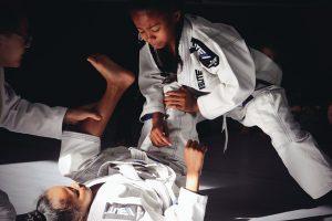 Kids Over 8 Jiu Jitsu @ Newborn Jiu Jitsu Spokane