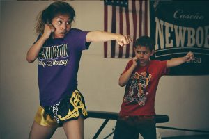 Muay Thai Kids 10 and up @ Newborn Jiu Jitsu Spokane