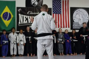 Kids Under 8 Jiu Jitsu @ Newborn Jiu Jitsu Spokane